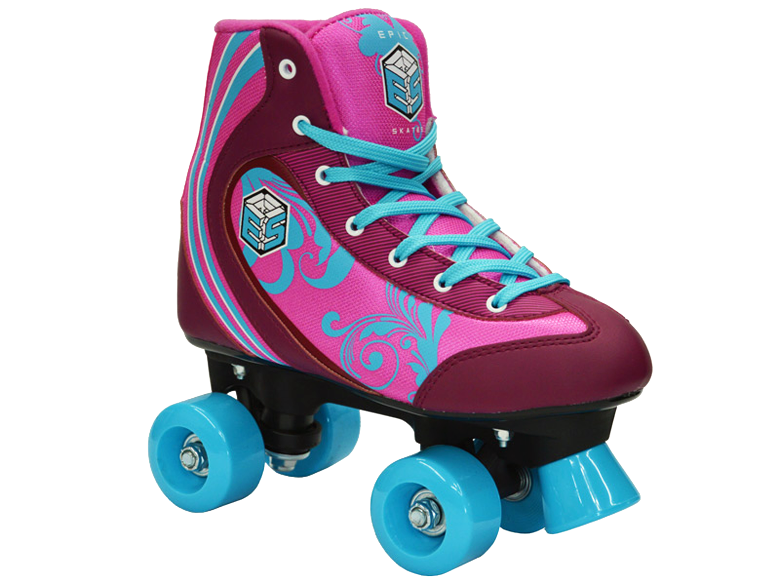 Roller skates rainbow - Candy Series Quad Skates